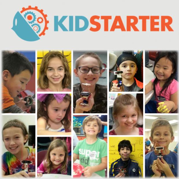 KidStarter logo