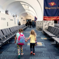 Magic or Tragic? Part One: Getting to our first Disney Cruise